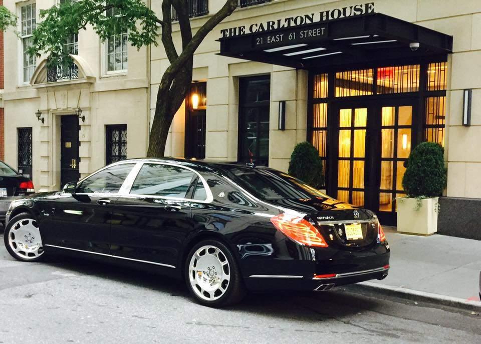 Luxury Transport Services